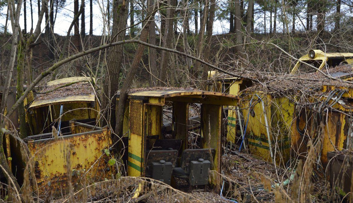 Was vom Graz-Köflacher-Bergbau übrig blieb