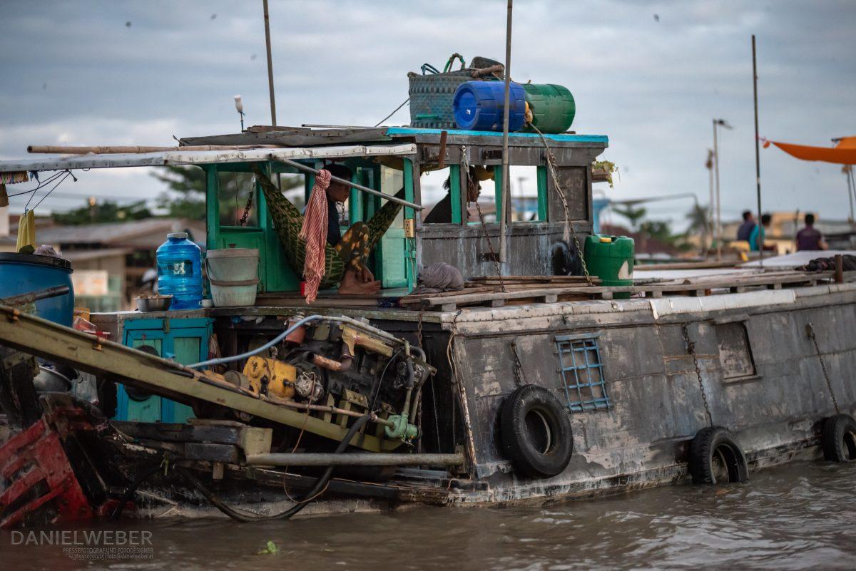 Cần Thơ – Cái Răng Floating Market