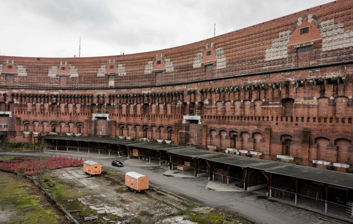 Dokumentationszentrum Reichsparteitagsgelände
