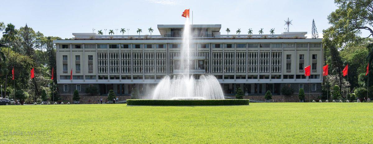 Ho Chi Minh City – Wiedervereinigungspalast