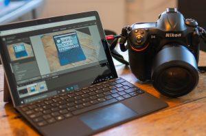 Surface Go 2 Lightroom and Nikon D4